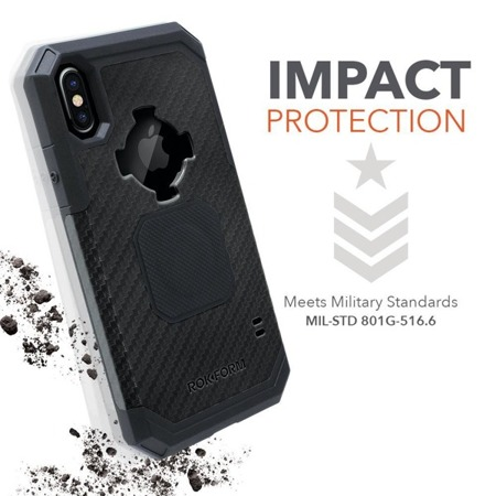 Apple iPhone X Rugged Case Black